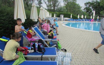 5. športni dan – plavanje