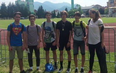 Vrhunski rezultati naših učencev na državnem tekmovanju v atletiki